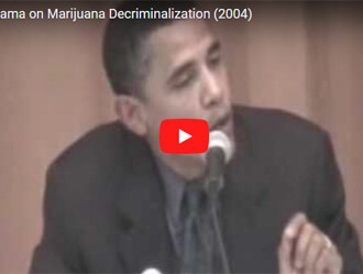 Barack Obama on Marijuana Decriminalization