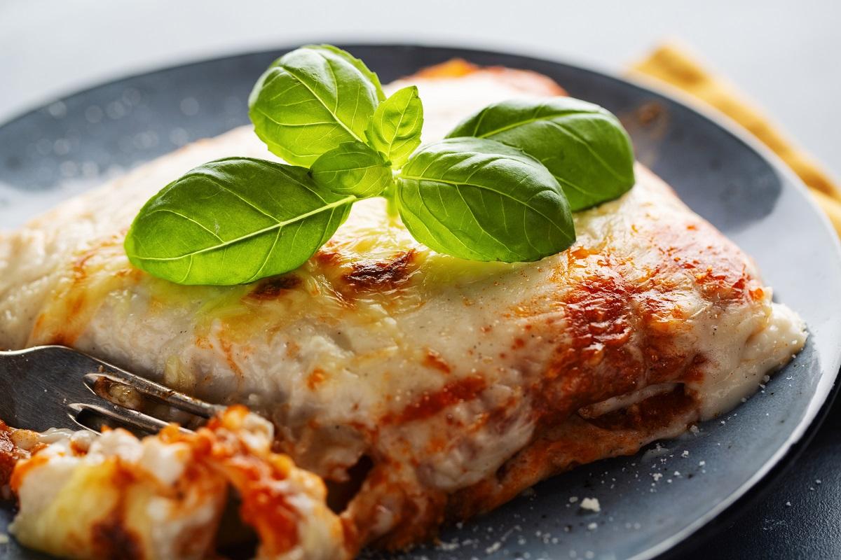 Ganja Lasagna, An Italian-Inspired High
