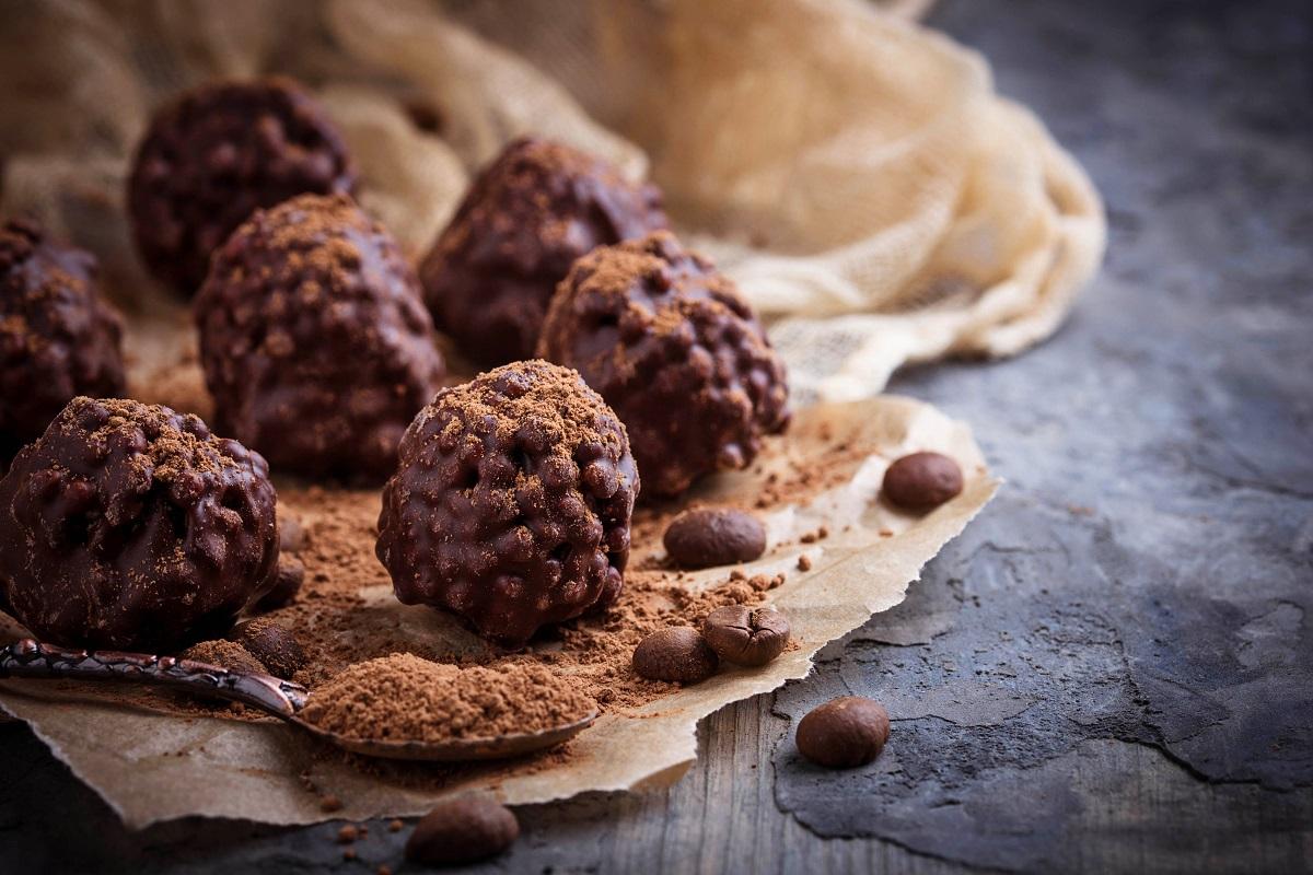 How to make Chocolate Almond Cannabis Truffles