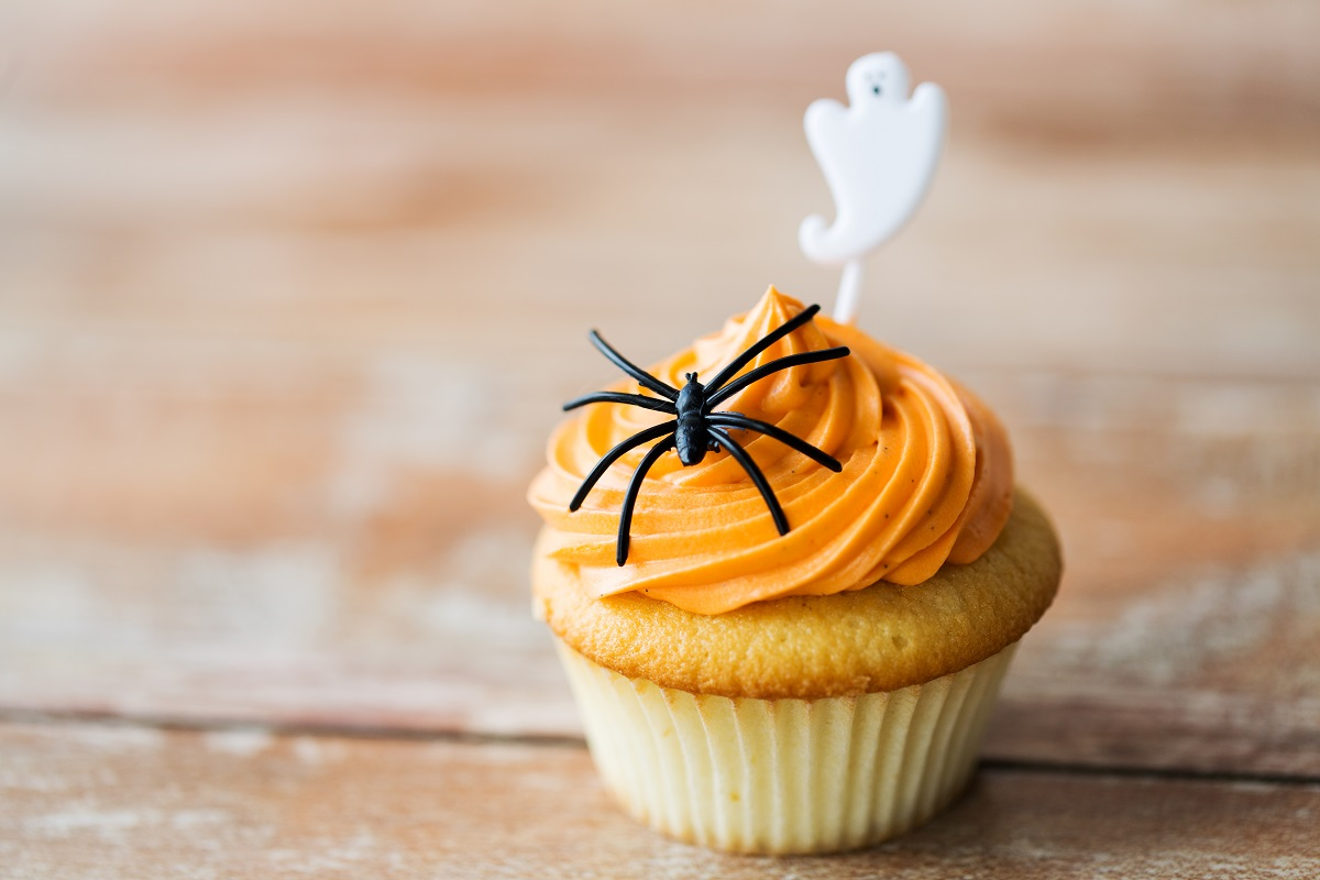 Halloween Medical Marijuana Recipes: Creepy Crawly Cannabis Cupcakes