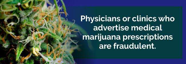fraudulent doctors