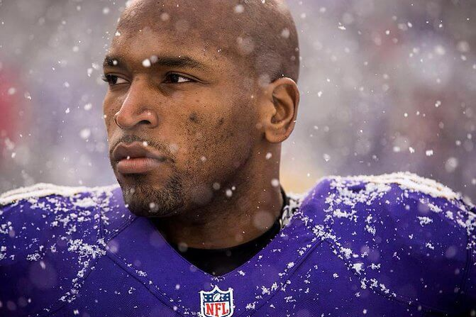 Eugene Monroe - the first NFL player to publicly come out the