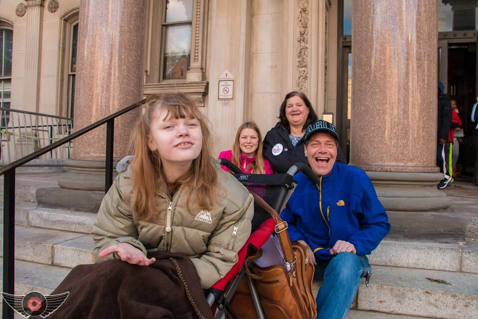 NJ teen Genny Barbour requires medical marijuana oil four times a day to remain stable
