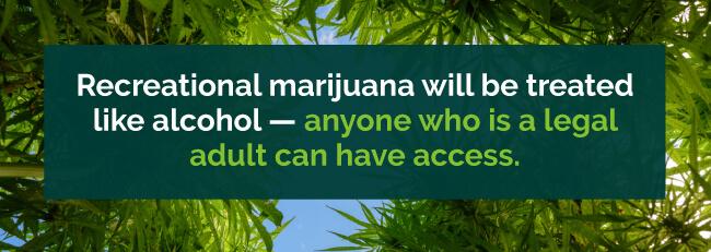 ca weed access