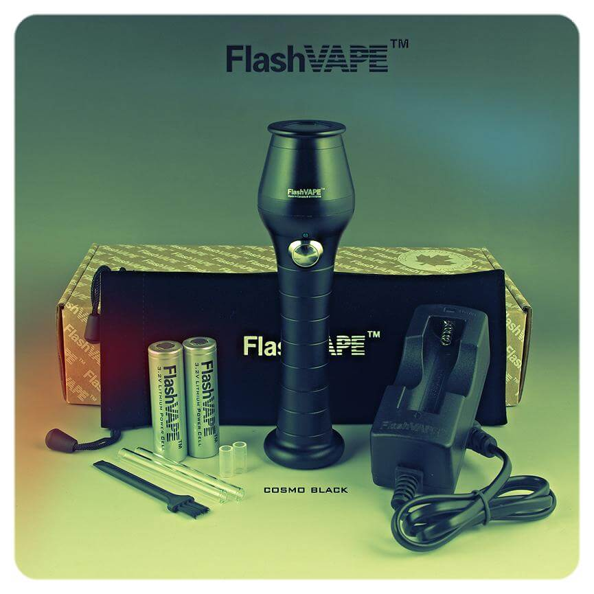 Canadian Vaporizer Features Dual-Functionality and Revolutionary Method of Medicating