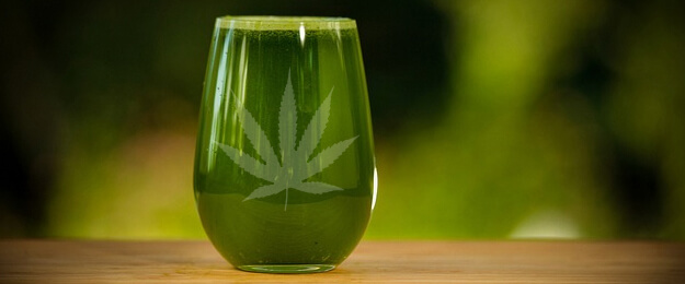 Cannabis for Juicing