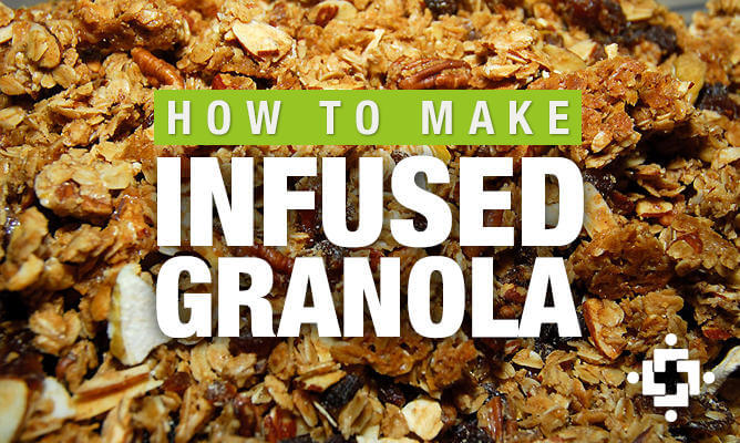 "Cooking with Cannabis: ""Cannabis Granola"""