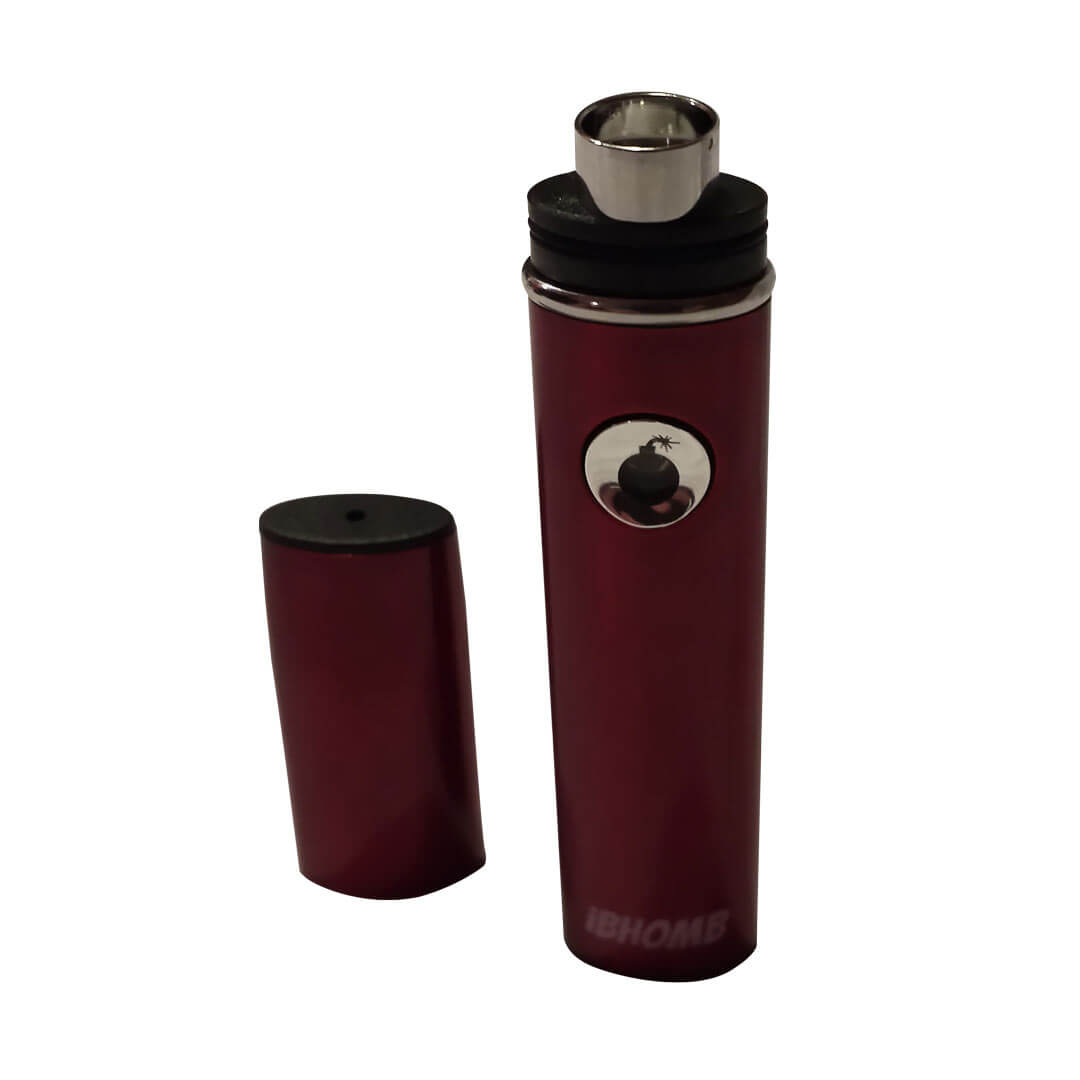 The iBHOMB Vaporizer Provides Medical Marijuana Patients With Another Innovative Method of Medicating