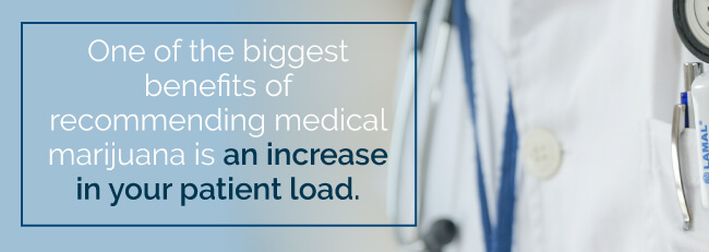 increase patient load