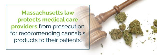 ma marijuana law