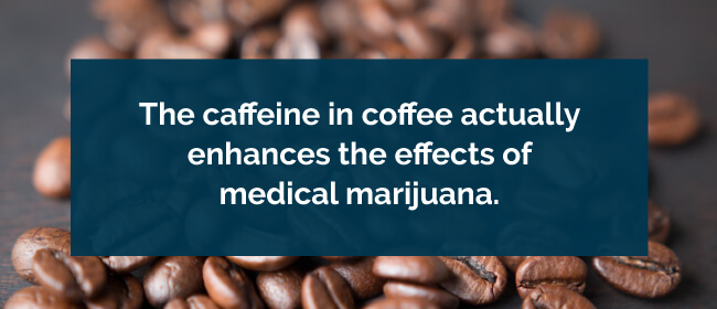 marijuana caffeine