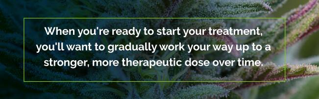 marijuana dosage