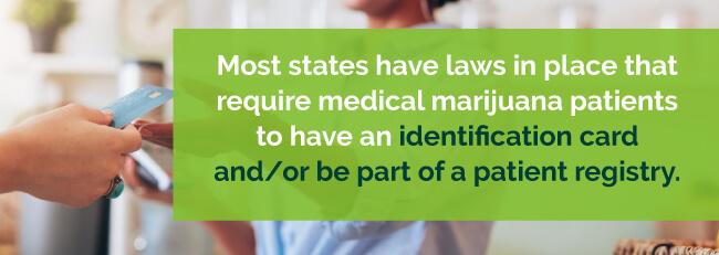 marijuana id card