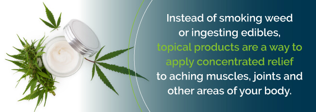 marijuana topicals