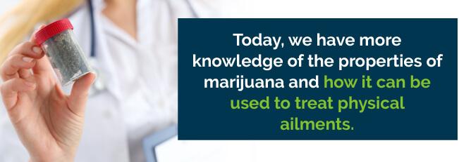 marijuana treatments