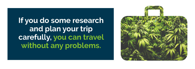 If you do some research and plan your trip carefully, you can travel without any problems