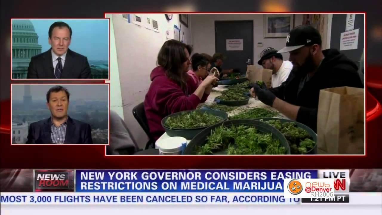 Revised Medical Marijuana Legislation for New York Medical Marijuana Program