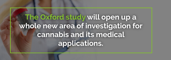 oxford marijuana study