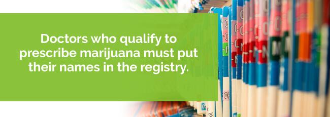 pa weed registry