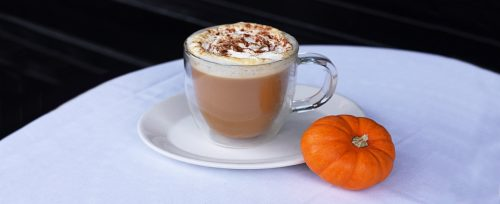 How to make Cannabis Hot Pumpkin Spice Latte