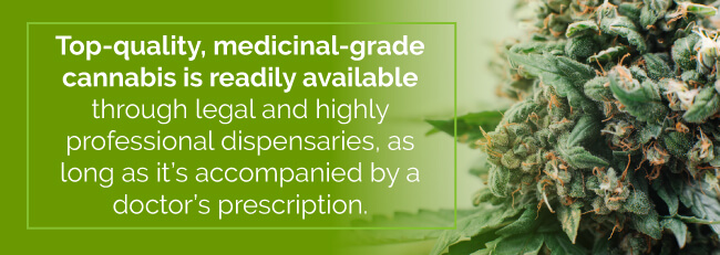 quality medical marijuana
