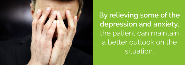 relieve depression and anxiety
