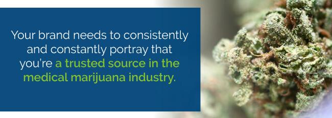 trusted marijuana brand