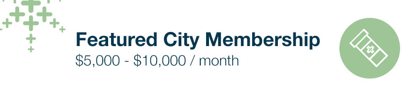 featured city membership