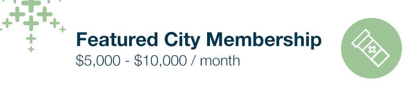 featured city membership