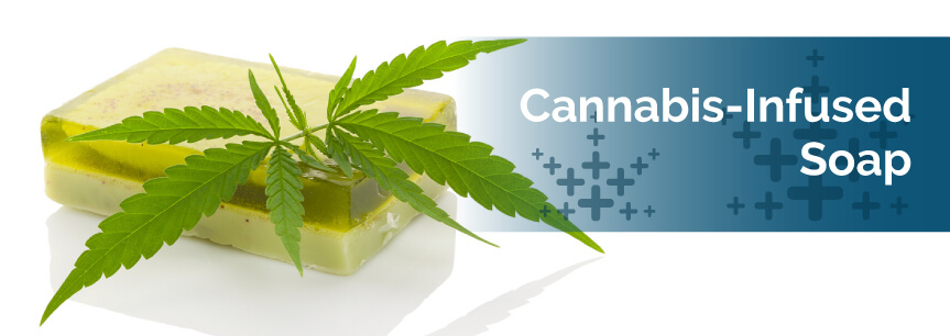 Cannabis-Infused Soap