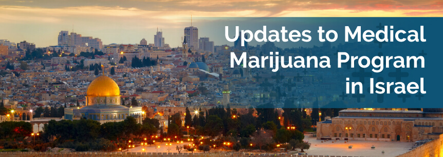 Updates to Medical Marijuana Program in Israel