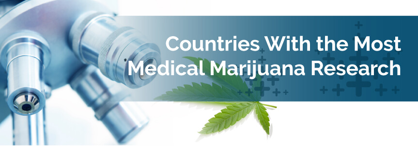 Countries With the Most Medical Marijuana Research