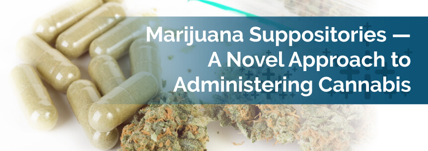 Marijuana Suppositories