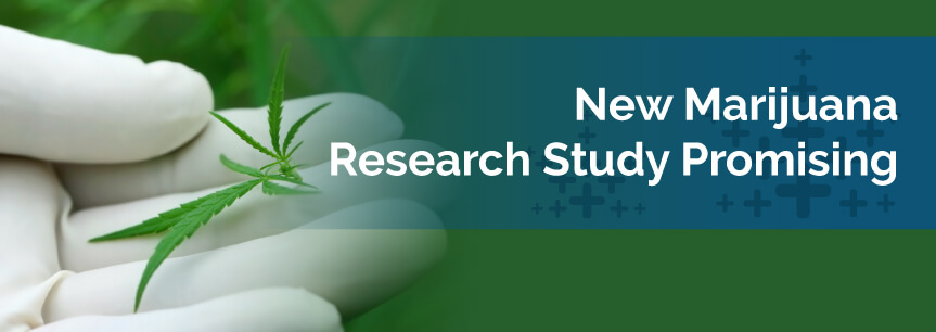 New Marijuana Research Study Promising