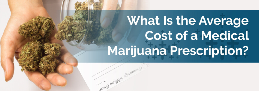 What Is the Average Cost of a Medical Marijuana Prescription?