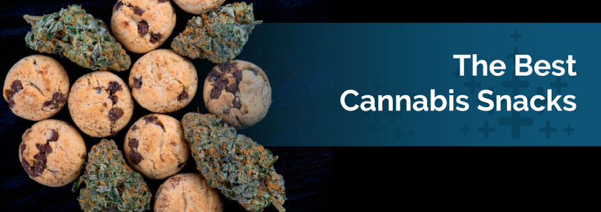 The Best Cannabis Snacks