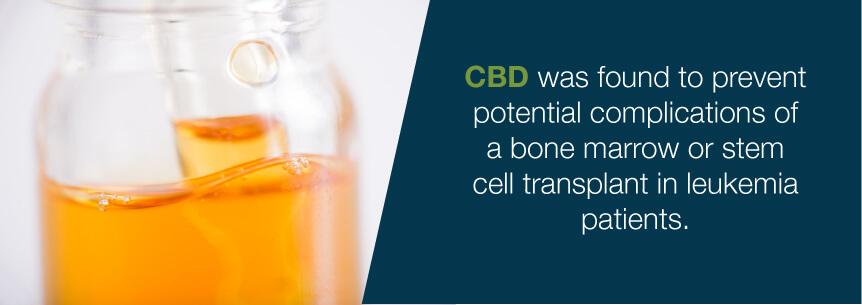 cbd bone marrow transplant
