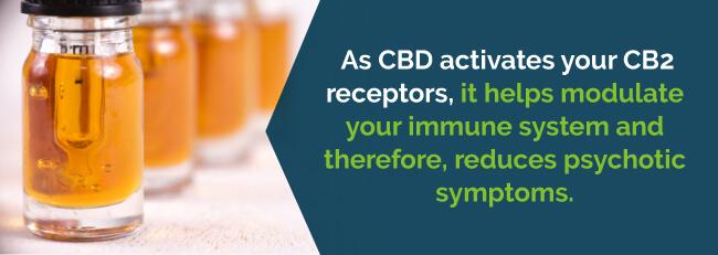 cbd positive effects