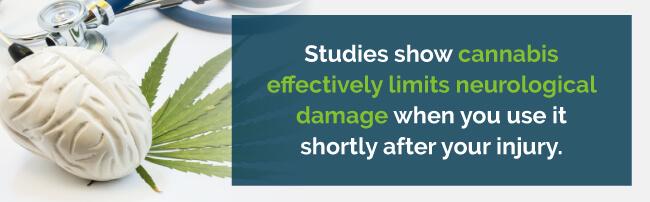limits neuro damage