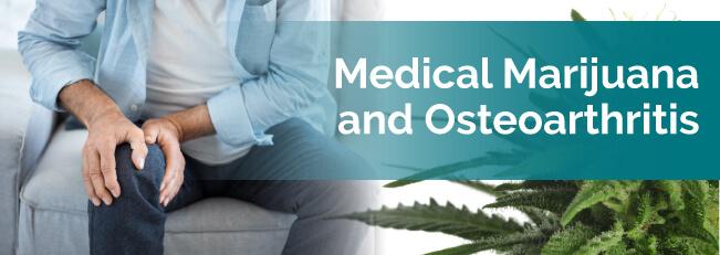 marijuana and osteoarthritis