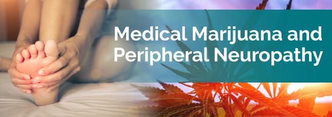 marijuana and peripheral neuropathy