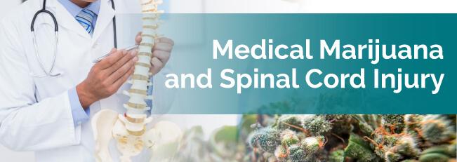 marijuana and spinal injury
