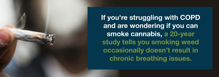 marijuana copd study