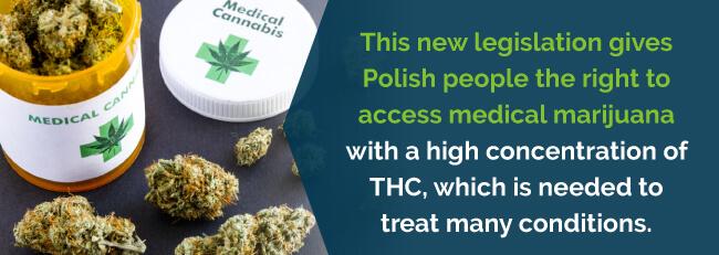 polish marijuana treatment