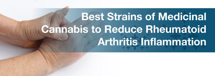 Best Strains of Medicinal Cannabis to Reduce Rheumatoid Arthritis Inflammation