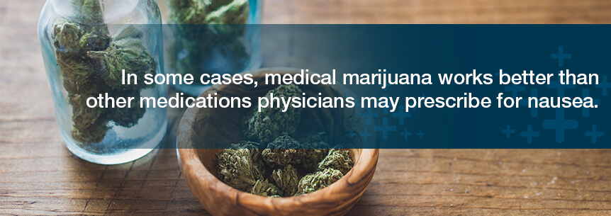 medical marijuana nausea