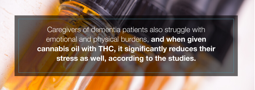 cbd for dementia