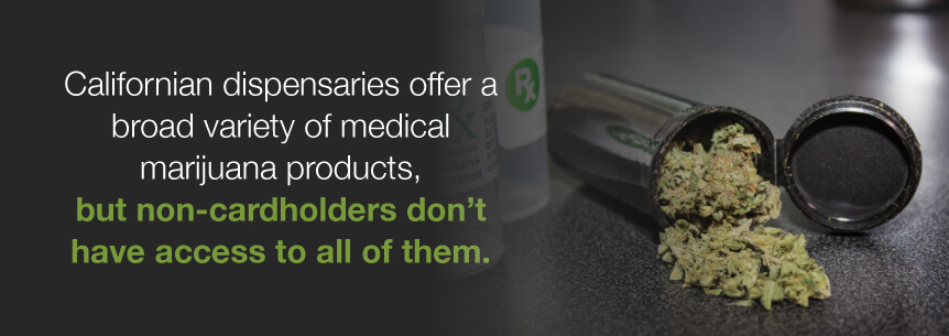 dispensary benefits
