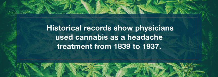 historical cannabis use
