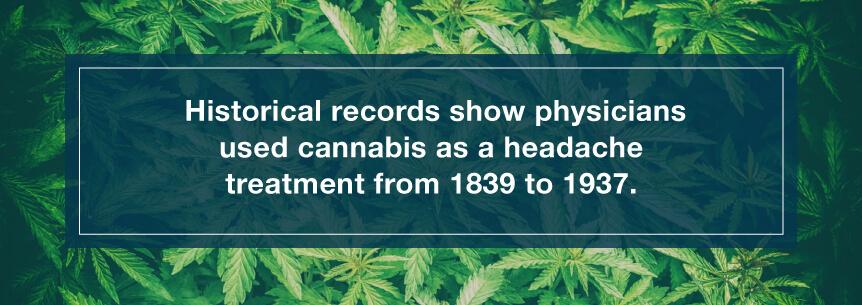 historical cannabis use